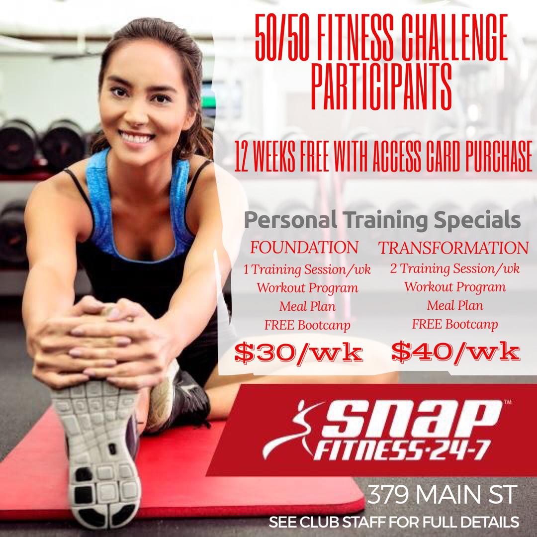 2018 Fitness snap