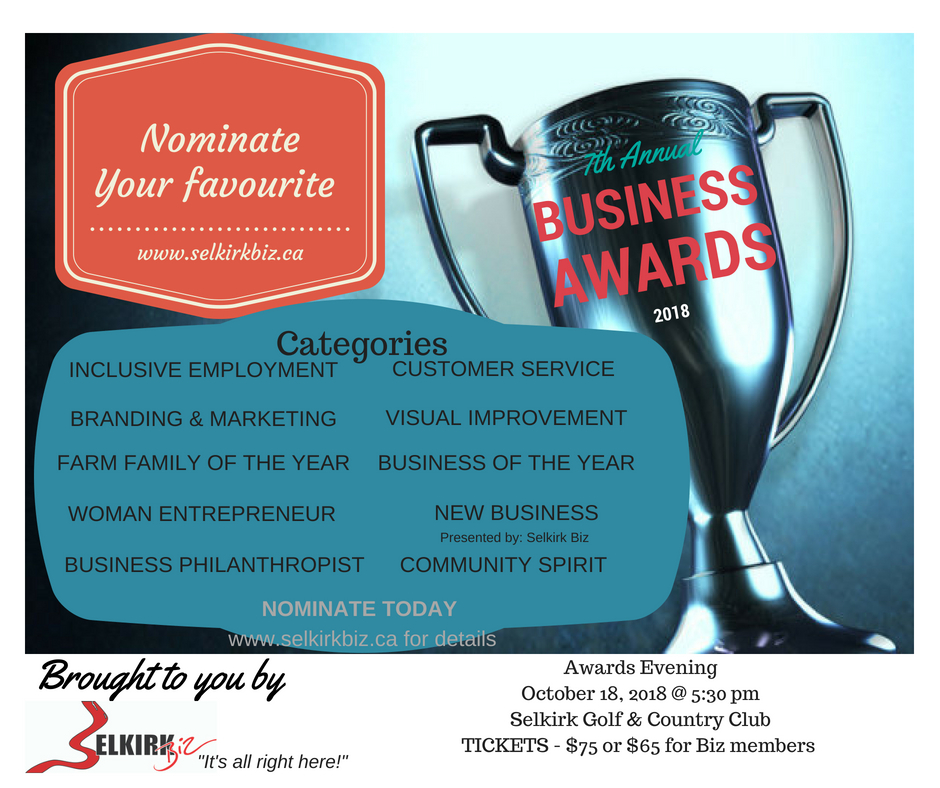 Biz Awards Poster Oct 18 2018